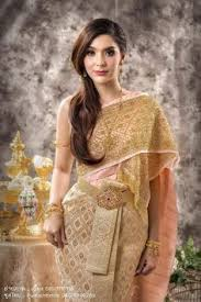 Thai Wedding Dress Thai Wedding Dress Wow Fashion Pinterest Wedding Thai