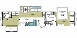 cardinal rv floor plans 2009 forest river cardinal 3602 bh trailer reviews prices and