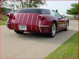 1953 corvette wagon aat cars