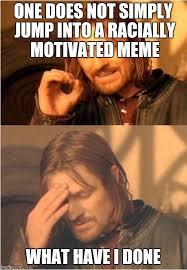Boromir Meme Creator - conflicted boromir meme generator imgflip