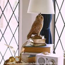 Barn Lamps Harry Potter Hedwig Lamp Pbteen