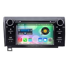 7 1 1 2008 2014 toyota sequoia dvd player gps radio car stereo