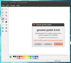 how to install gnome paint in ubuntu