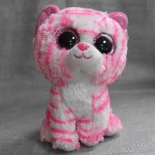 hand stuffed animal pinky tiger asia 6
