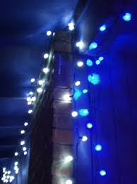 blue christmas lights special ecodaddyo com