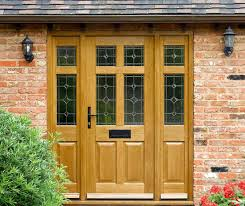 Solid Oak Exterior Doors Front Doors Creative Ideas Oak Exterior Doors