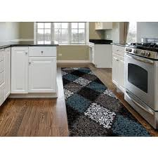Damask Kitchen Rug Modern Transitional Soft Damask Grey Area Rug 5 U00273 X 7 U00273 Free