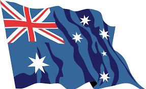 Ustralia Flag File Australia Flag Waving Icon Svg Wikimedia Commons