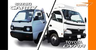 suzuki carry truck suzuki carry truck vs toyota dyna truck used truck comparison review
