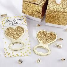 bottle opener wedding favors aliexpress buy gold glitter heart bottle opener wedding