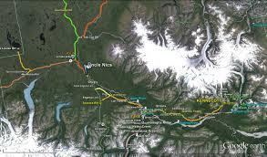 Mccarthy Alaska Map by Copper Center Inn Uncle Nicolai U0027s Inn Copper Center Alaska