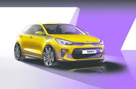 hatchback cars kia update new kia rio details revealed cars co za