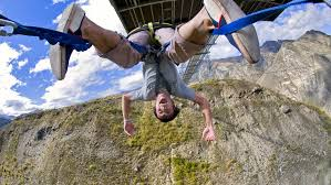 New Zealand Chair Swing Nevis Swing Aj Hackett Bungy Activities And Tours In