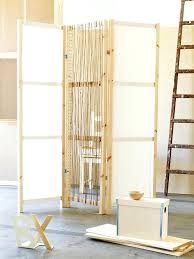 Room Dividers Diy by Wood Room Divider Diy Ivar Screen In Natural Materials Staff