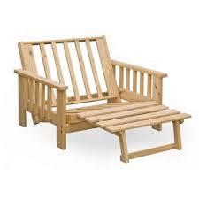 mission futon twin lounger frame futon beds sale
