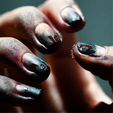 imagenes de uñas decoradas de jalowin uñas decoradas para halloween 2013 images