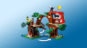 31053 treehouse adventures lego creator products and sets