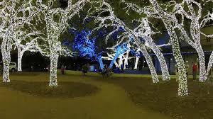 johnson city christmas lights pec christmas lights and downtown johnson city youtube