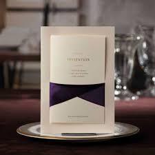 online buy wholesale pocketfold invitations from china pocketfold