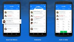 call for android truecaller for android gets smart call history new dialer to make