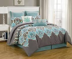 grey teal and black bedding ktactical decoration