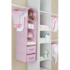 Hanging Changing Table Organizer Delta Children Children Nursery Hanging Organizer With Drawers