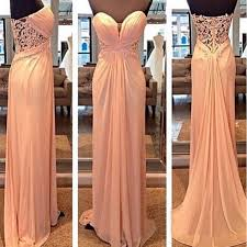 lace prom dress see through prom dress blush pink prom dresses