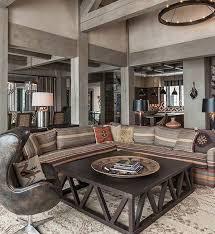 Best  Rustic Interiors Ideas On Pinterest Cabin Interior - Interior design rustic modern