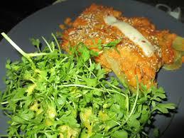 lentille cuisine lasagnes lentille corail poireaux crème de soja cuisine