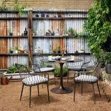 Patio Bistro Table by Marlow Simone Bistro Table The Khazana Home Austin Furniture Store