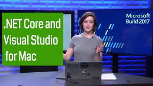 getting started with net core and visual studio for mac os