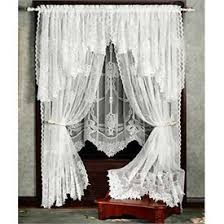 White Lace Valance Curtains Best 25 White Lace Curtains Ideas On Pinterest Lace Curtain