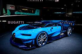 yellow and silver bugatti 2015 bugatti vision gran turismo