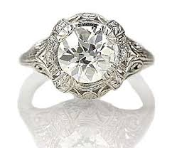 deco engagement ring astonishing replica deco engagement rings 53 about remodel