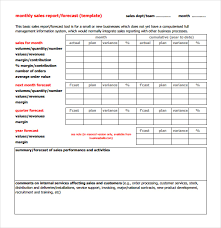 Monthly It Report Template For Management by Sle Monthly Report Template 9 Free Documents In Word Pdf