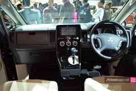 mitsubishi delica 2016 interior mitsubishi delica indonesia autonetmagz