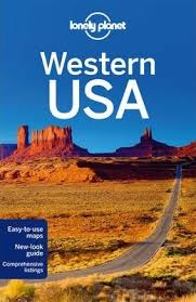 map usa lonely planet lonely planet western usa lonely planet 9781742207421