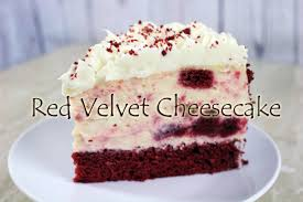 the best red velvet cheesecake recipe youtube