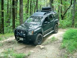 old man emu pathfinder nissan xterra modifications truck