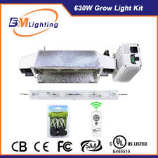 grow lights double ended china hid grow lights double ended 630w cmh grow light from