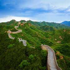 Map Of The Great Wall Of China by The Great Wall Travel Lonely Planet