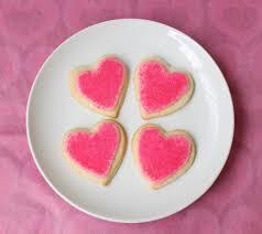 heart shaped cookies heart shaped sugar cookies
