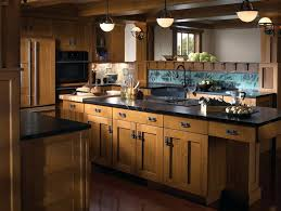 kitchen cabinets arts and crafts cabinet door knobs arts and