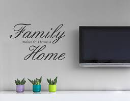 home wall family home wall sticker contemporary wall stickers