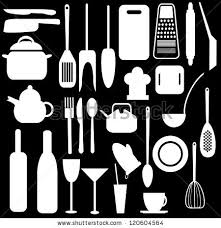 Kitchen Utensils Design by Collection Kitchen Utensils Stock Vector 108953741 Shutterstock