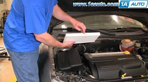 changer de si e air how to install replace cabin dust and pollen air filter saab 9 3 03