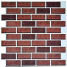 Brick Tile Kitchen Backsplash Brick Tiles For Backsplash In Kitchen Radswag 24 Sep 17 06 29 06