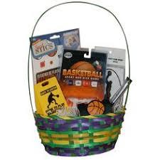 sports easter baskets basketball easter basket for guys basketball gifts