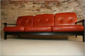orange leather sectional sofa luxury burnt orange leather sectional sofa buildsimplehome