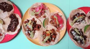 the taco cleanse is a vegan tortilla based diet that mocks fads